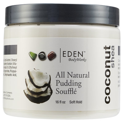 Eden Body Works EDEN BodyWorks All Natural Coconut Shea Pudding Souffle