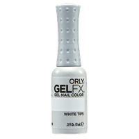 Orly Gel FX White Tips