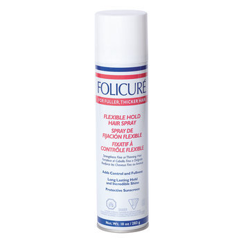 Folicure Flexible Hold Hairspray 10 oz.