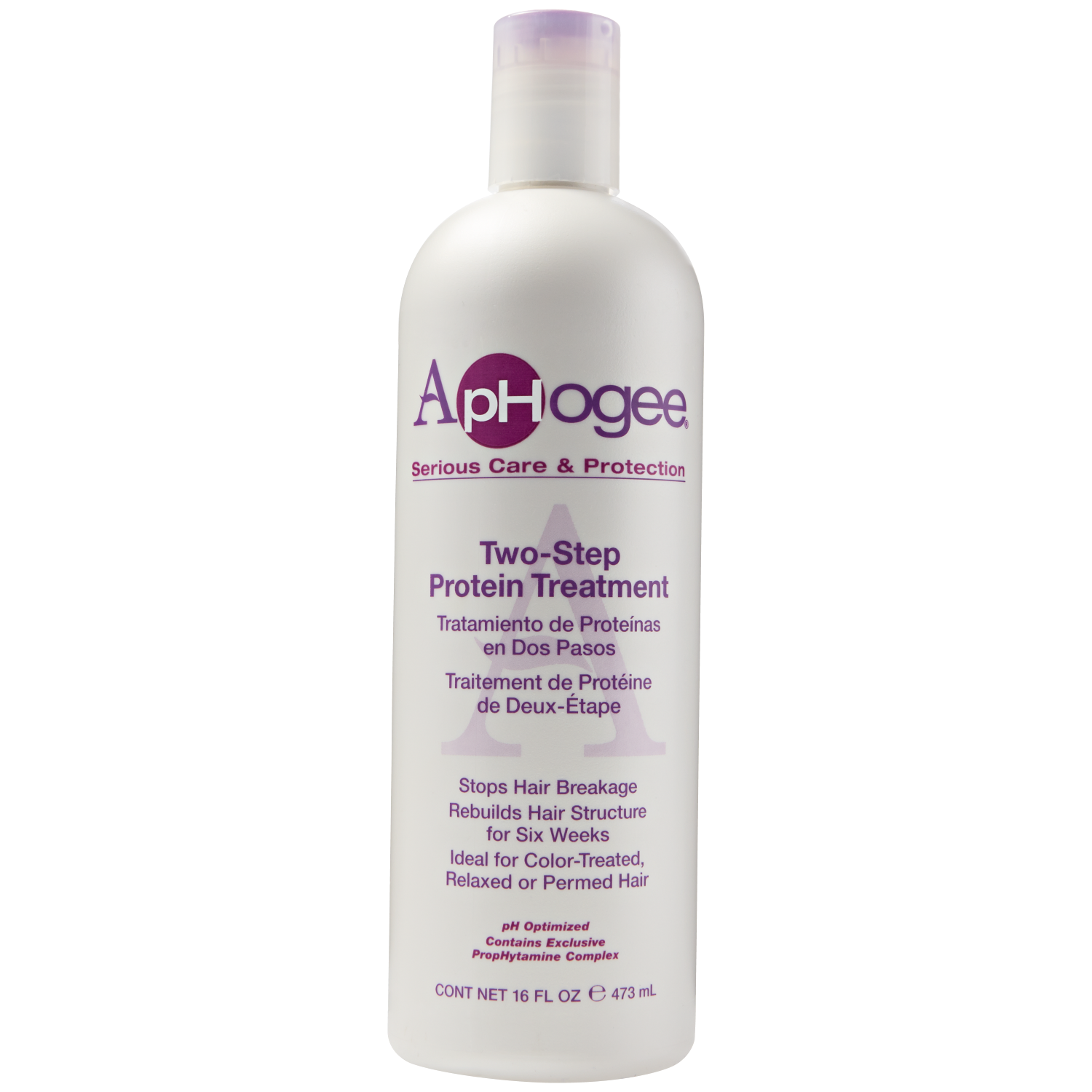 ApHogee Two Step Protein Treatment 16 oz