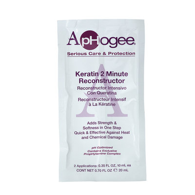 ApHogee Intensive Two Minute Keratin Reconstructor