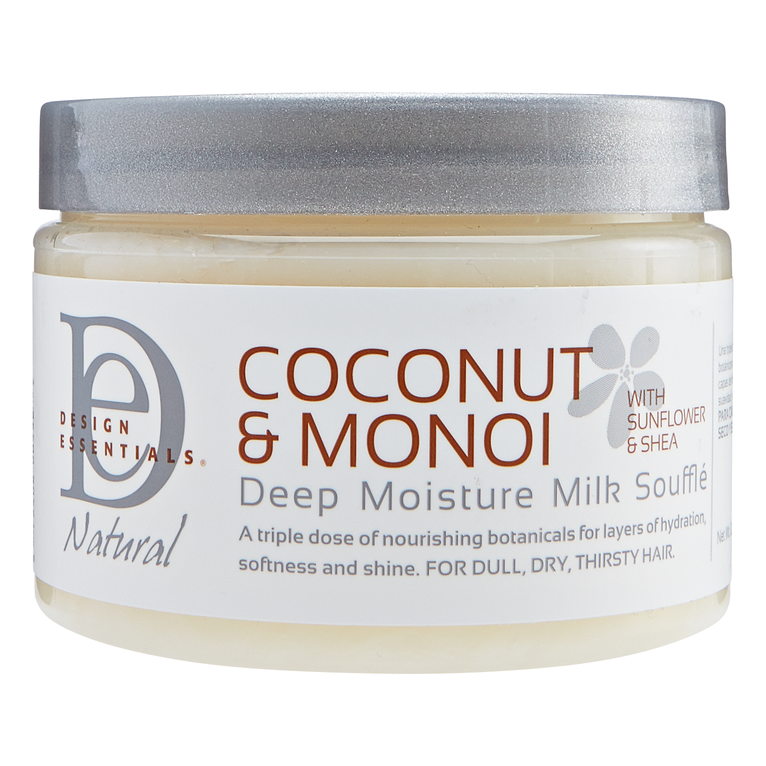 Design Essentials Natural Coconut and Monoi Deep Moisture Masque