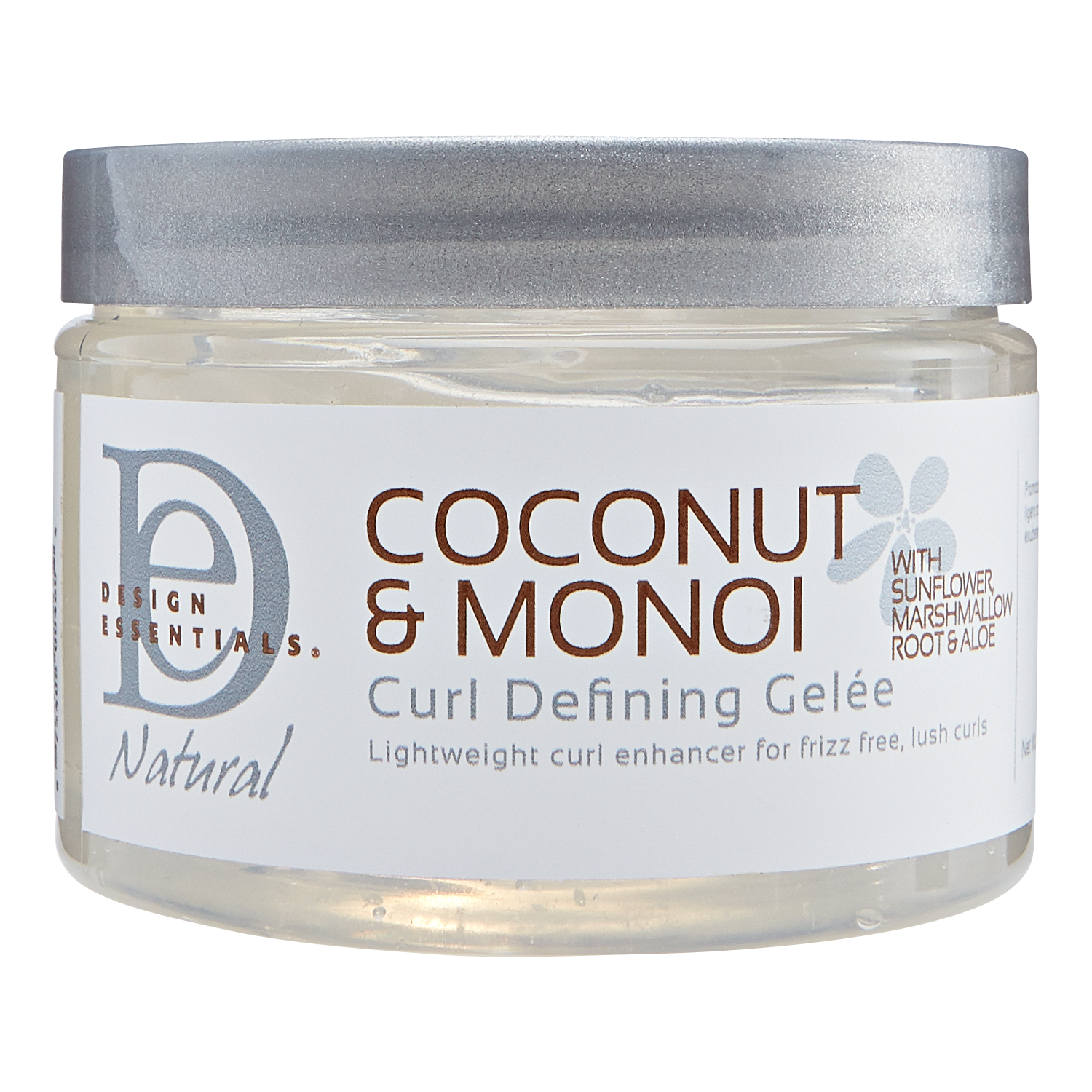 Design Essentials Natural Coconut and Monoi Curl Defining Gelee