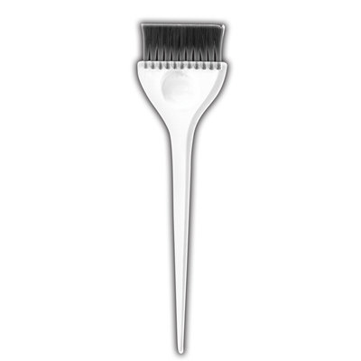 Sbs Colortrak Extra-Wide Tint Brush with Clear Handle