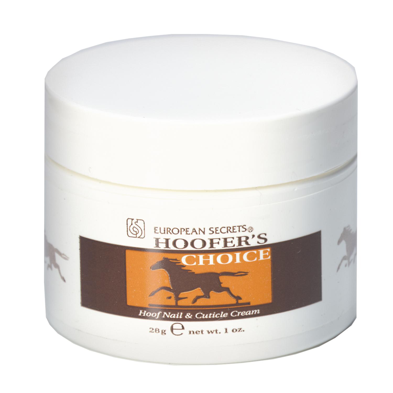 European Secrets Hoofer's Choice Nail and Cuticle Cream