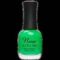 Nina Ultra Pro Ultra Pro Nail Enamel Lime Light