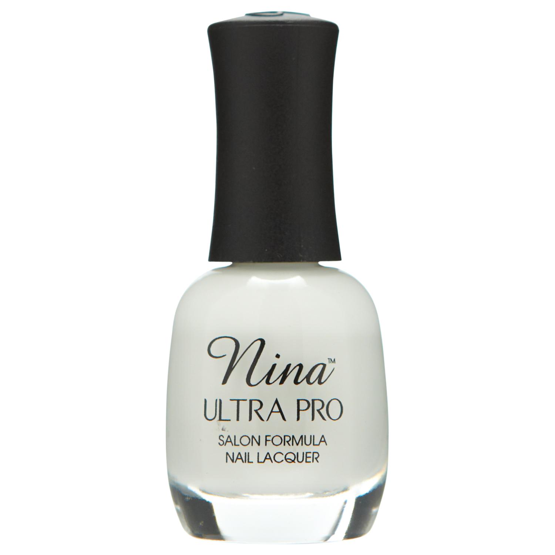 Nina Ultra Pro Ultra Pro Nail Enamel French White