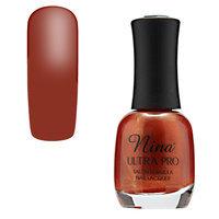 Nina Ultra Pro Ultra Pro Nail Enamel Burnished Bronze