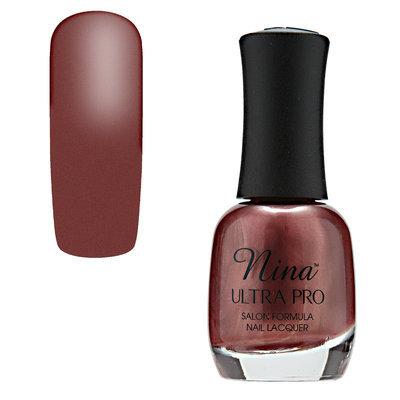Nina Ultra Pro Ultra Pro Nail Enamel French Roast