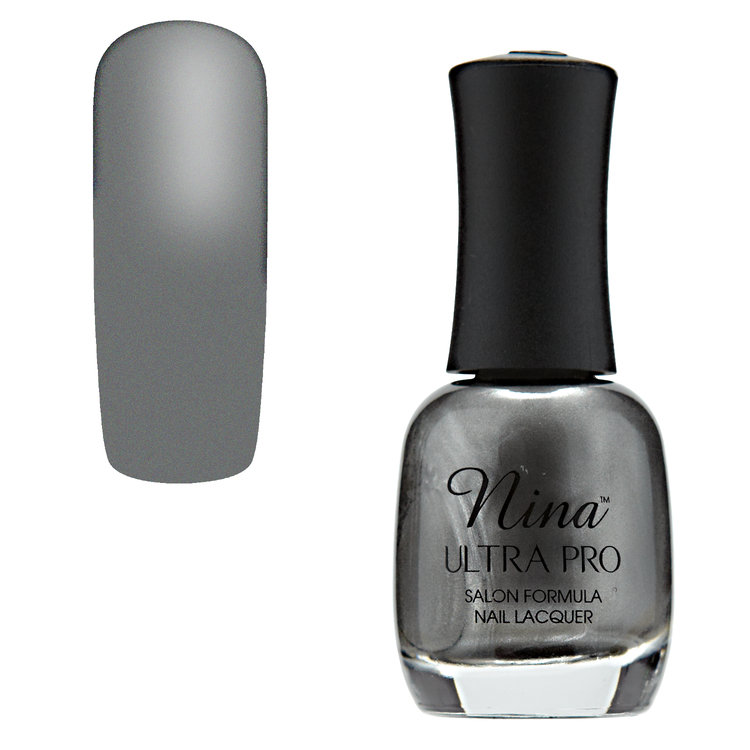 Nina Ultra Pro Ultra Pro Nail Enamel Smoke-N-Mirrors Reviews