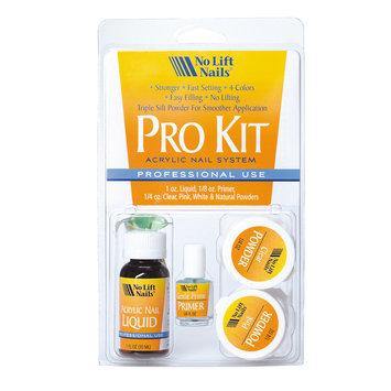 No Lift Nails No Lift Mini Professional Acrylic Nail Kit
