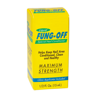 No Lift Nails No Lift Fung-Off Liquid Nail Conditioner