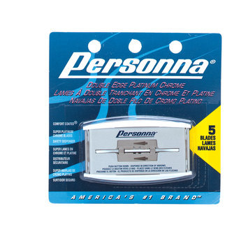 Personna Double-Edge Replacement Blades - 5ct