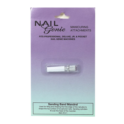 Charles Spilo Replacement Bits for Nail Genie