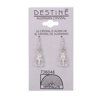 Crystallite Destine Austrian Crystal Dangle Earrings
