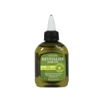 HAIR CHEMIST Revitalize Hair Oil with Macadamia
