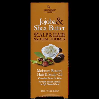 Hair Chemist Jojoba & Shea Butter Hair & Scalp Oil