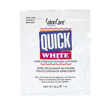 Salon Care Quick White Powder Lightener