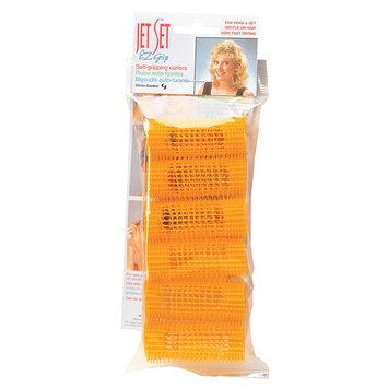 Olivia Garden Jet Set EZ Yellow Grip Rollers 1 1/4 6/pk