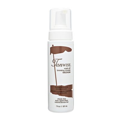 Tanwise Medium Wash-Off Mousse