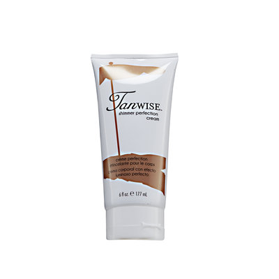 Tanwise Shimmer Perfection Cream