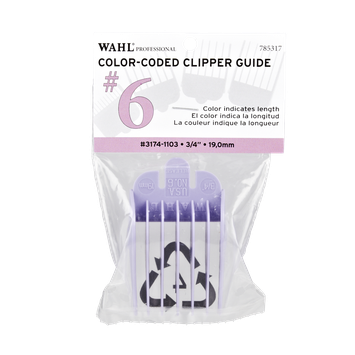 Wahl Lavender Attachment Comb #6