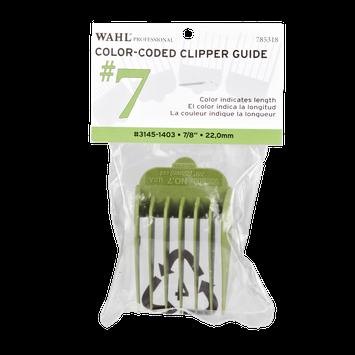 Wahl Green Attachment Comb #7