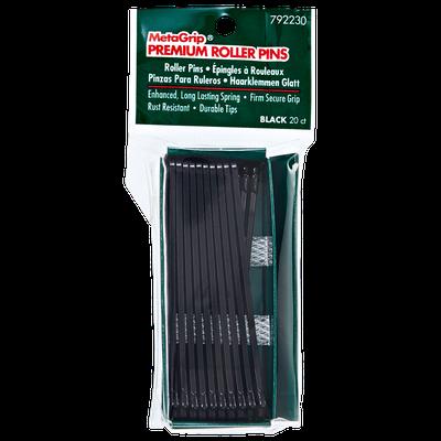 MetaGrip Premium Roller Pins Black
