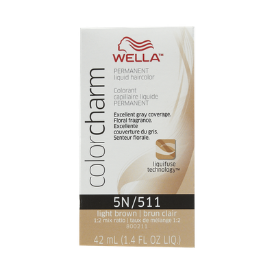 Wella Color Charm #5N Light Brown