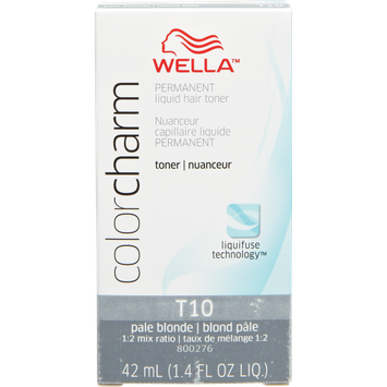 Wella Color Charm #T10 Pale Blonde