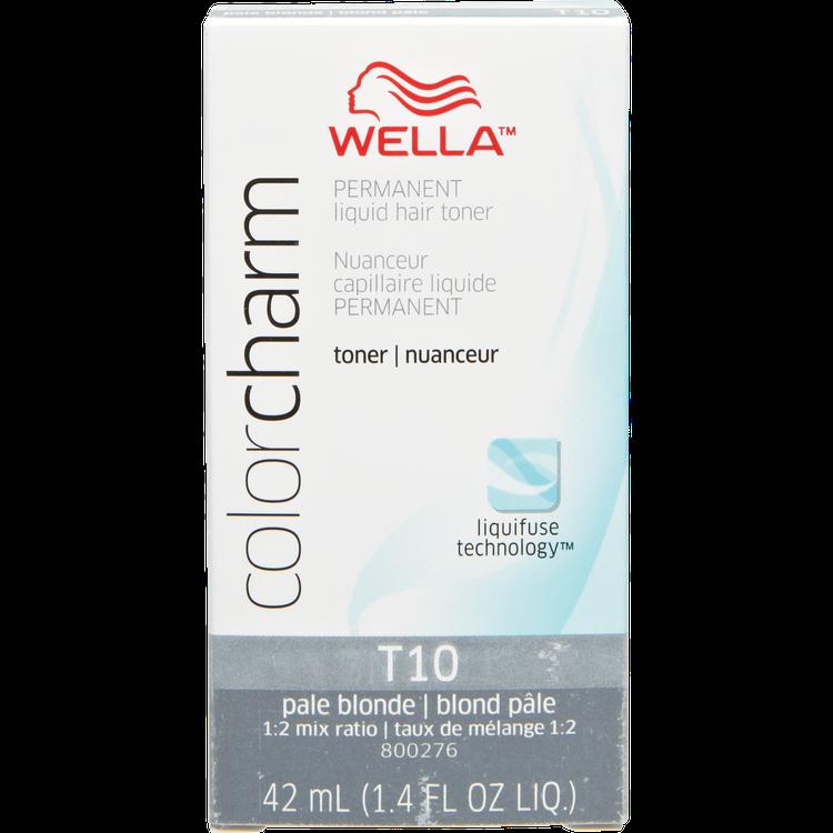 Wella Color Charm #T10 Pale Blonde