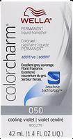 Wella Color Charm Liquid Haircolor 050 Cooling Violet 1.4 oz