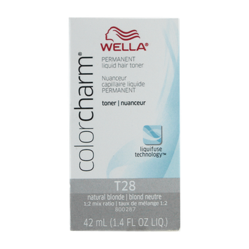 Wella Hair Color Charm Princess Blonde T28 1.42 Fl. Oz