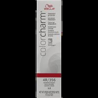 Wella Color Charm Gel Permanent Tube Haircolor - #356/4R CINAMON BROWN