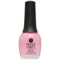 FingerPaints Nail Color Pink Patina