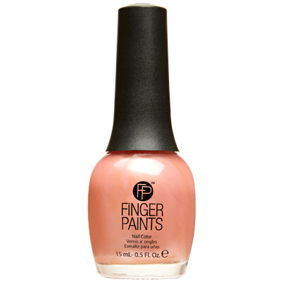 FingerPaints Nail Color Peach Picasso