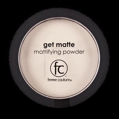 Femme Couture Matte Mattifying Powder