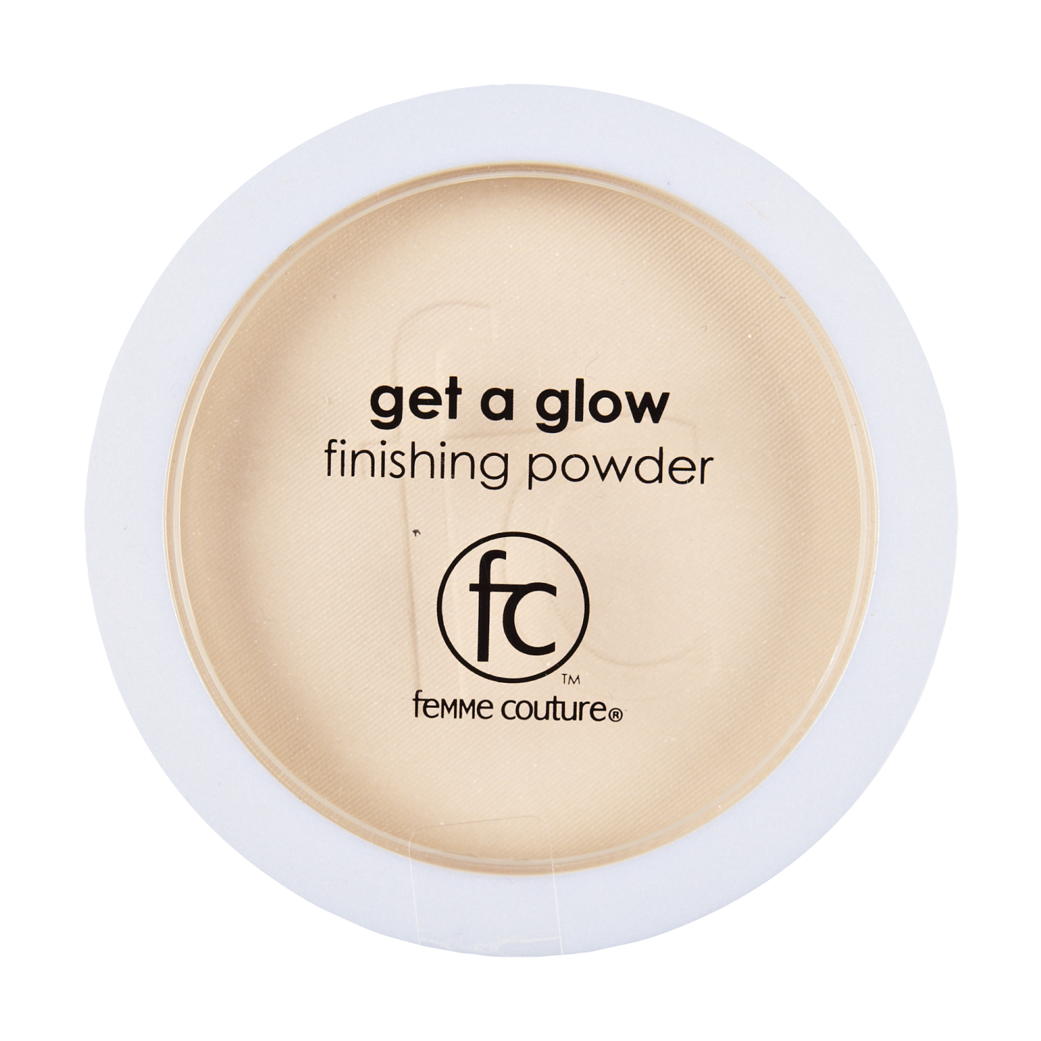 Femme Couture Get a Glow Finishing Powder