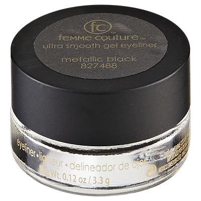Femme Couture Mineral Effects Ultra Smooth Gel Eyeliner