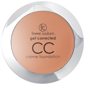 Femme Couture Get Corrected CC Creme Foundation