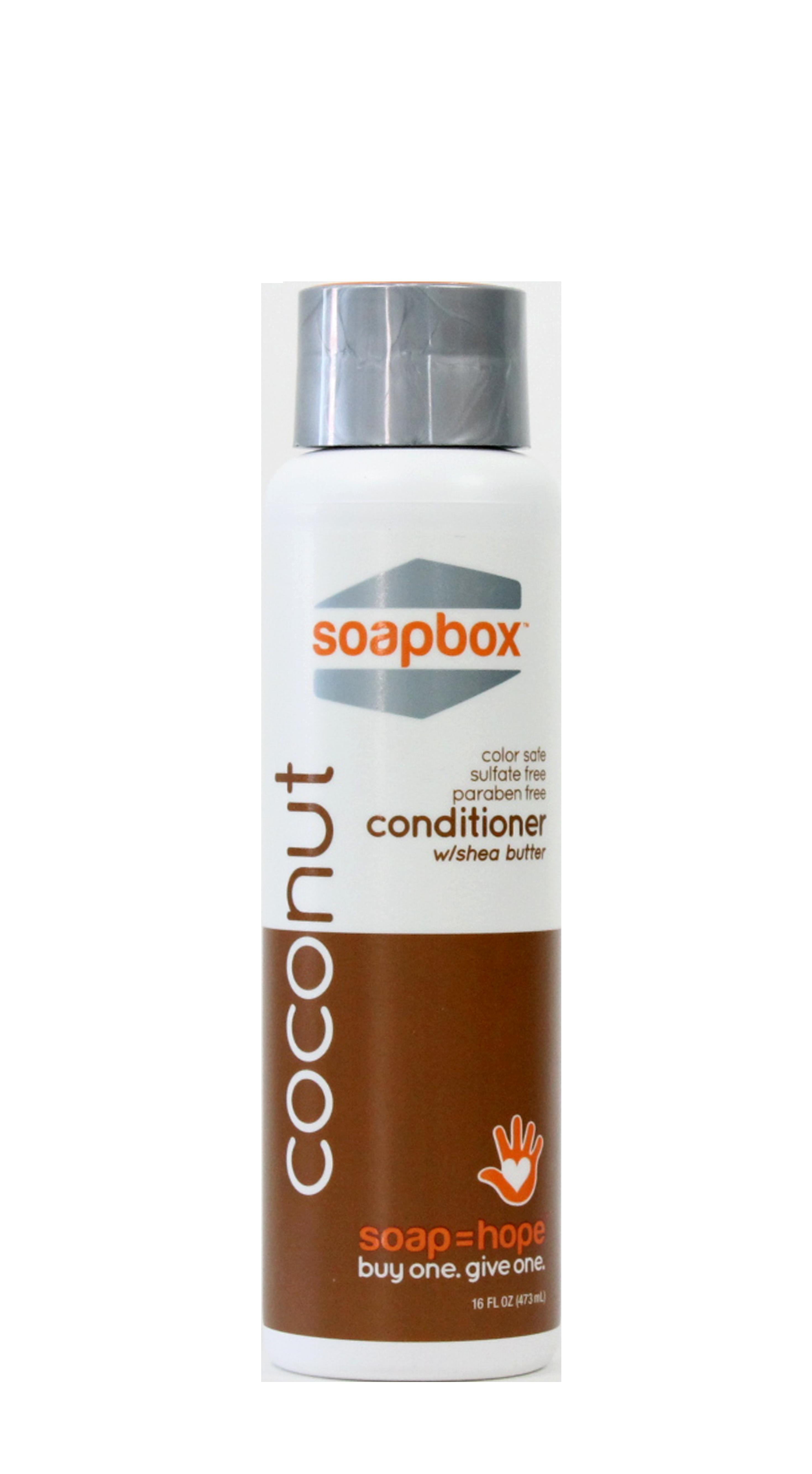 SoapBox™ 16 oz. Conditioner - Coconut Oil