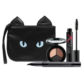 Nicky Hilton + Smashbox NY Classic Cat Eye Kit