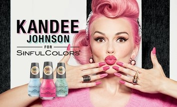 Kandee Johnson for SinfulColors: Vintage