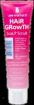 lee stafford Hair Growth Scalp Scrub