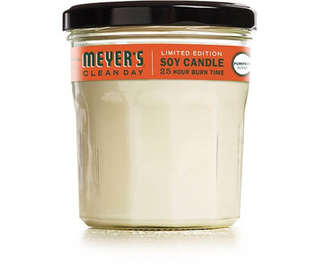 Mrs. Meyer's Clean Day Pumpkin Scented Soy Candle