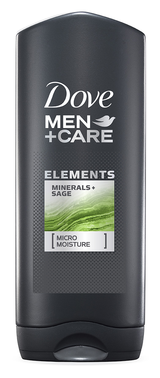 Dove Men+Care Elements Minerals and Sage Body Wash