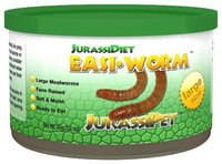 Jurassipet SJR8462 Diet Easi-Worm Large 1.2 oz