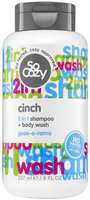 SoCozy Cinch 2 in 1 Shampoo + Body Wash - 1 ct.