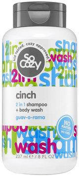 SoCozy Cinch 2 in 1 Shampoo + Body Wash - 1 ct.