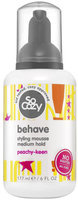 SoCozy Behave Styling Mousse Medium Hold